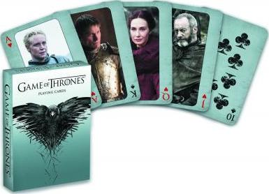 Game of Thrones Playing Cards 2nd Ed. Cover Image