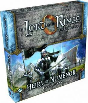 Lord of the Rings Lcg Cover Image