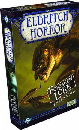 Eldritch Horror : Forsaken Lore Board Game Expansion