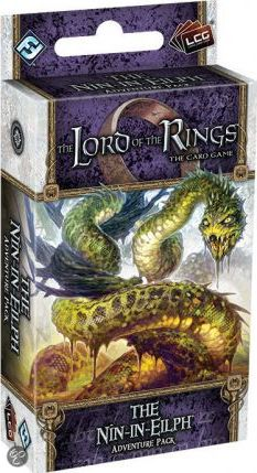 The Lord of the Rings Lcg : The Nin-In-Eilph Adventure Pack
