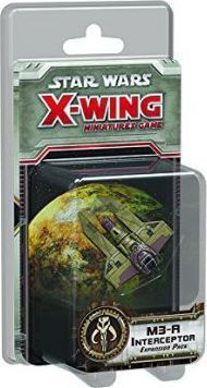 X-Wing Miniatures Game: M3-A Interceptor Expansion Pack