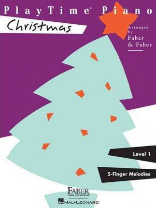 Playtime Piano Christmas - Level One Five Finger Melodies