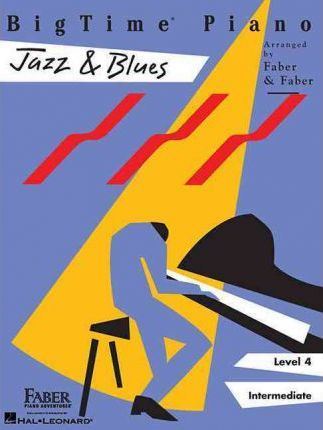 Bigtime Piano Jazz & Blues Cover Image