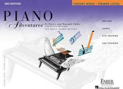 Piano Adventures - Theory Book - Primer Level