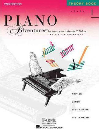 Piano Adventures, Level 1, Theory Book