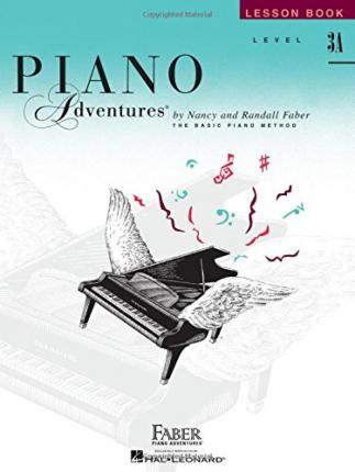 Faber Piano Adventures: Level 3A