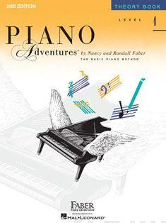 Piano Adventures : Level 4 - Theory Book