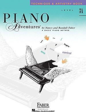 Piano Adventures® Level 3A Technique & Artistry Book