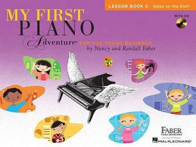 My First Piano Adventure - Lesson Book C/CD