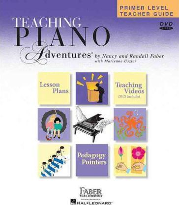 Piano Adventures Primer Lesson Book
