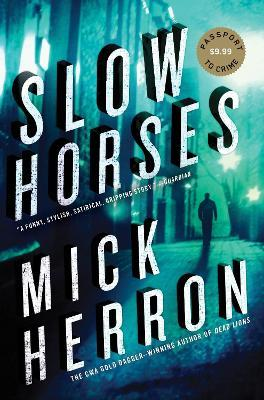 Slow Horses Cover Image