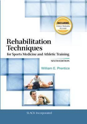 Rehabilitation Techniques for Sports Medicine and Athletic Training Cover Image