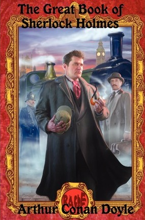 The Great Book of Sherlock Holmes Cover Image
