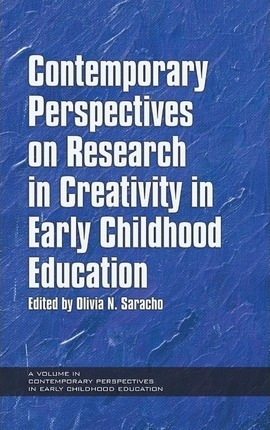 creativity in early childhood education pdf