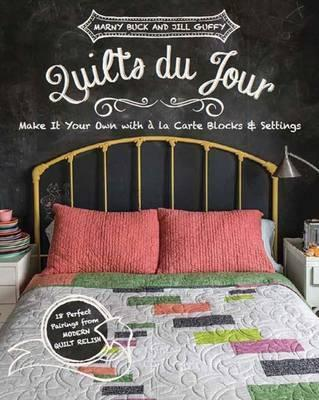 Quilts du Jour Cover Image