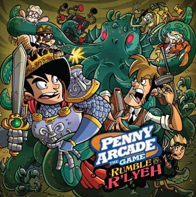 Penny Arcade the Game