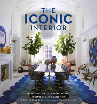 The Iconic Interior Cover Image