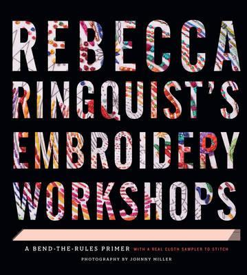 Rebecca Ringquist's Embroidery Workshops Cover Image
