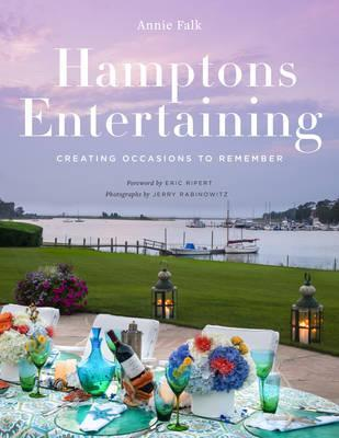Hamptons Entertaining Cover Image