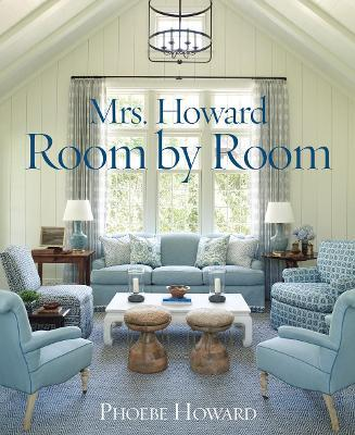 Mrs. Howard, Room by Room Cover Image