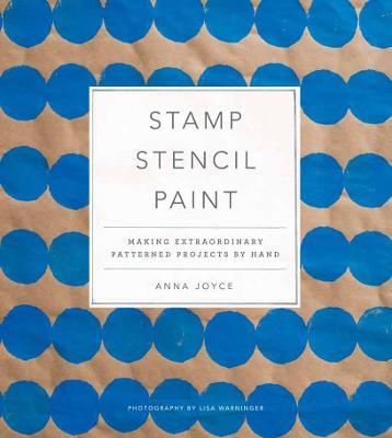 Stamp Stencil Paint Cover Image