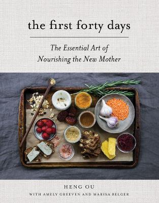 First Forty Days, The Cover Image
