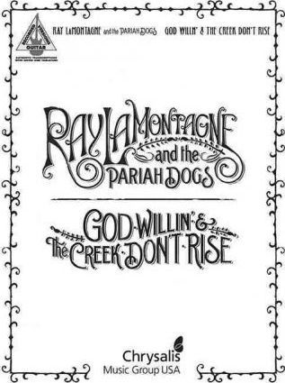 Ray Lamontagne And The Pariah Dogs Pariah Dogs 9781617741784