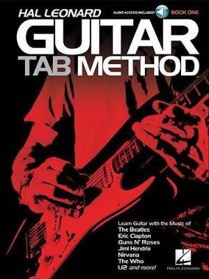 Hal Leonard Guitar Tab Method: Book One