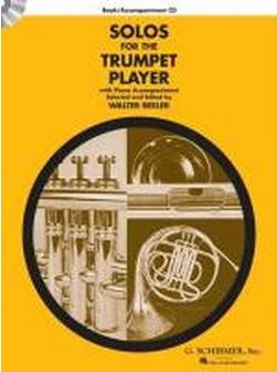 Solos For The Trumpet Player - Book/CD