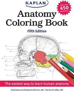 Anatomy Coloring Book : Stephanie McCann : 9781618655981