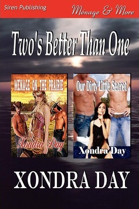 Two's Better Than One [Menage on the Prairie Cover Image