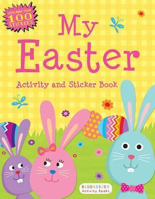My Easter Activity and Sticker Book Cover Image