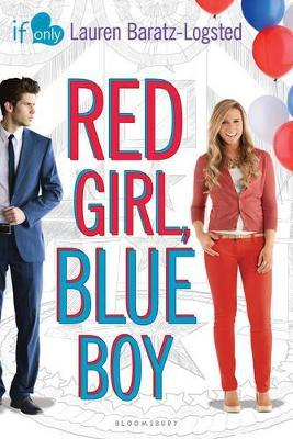Red Girl, Blue Boy Cover Image