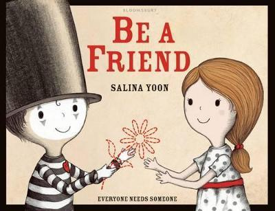 Be a Friend Cover Image