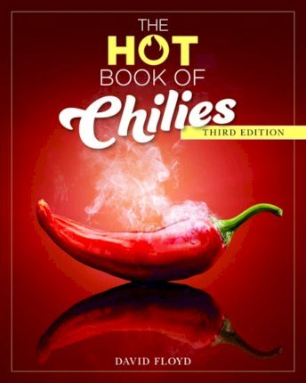 The Hot Book of Chilies, 3rd Edition