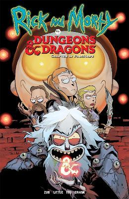 Rick and Morty vs. Dungeons & Dragons II, Volume 2
