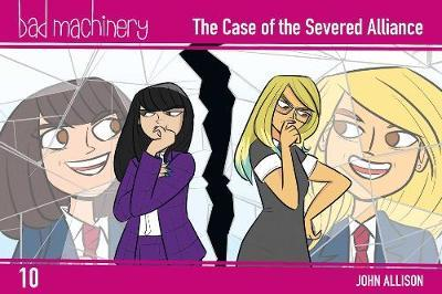 Bad Machinery Vol. 10: The Case of the Severed Alliance, Pocket Edition