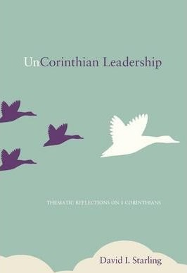 UnCorinthian Leadership Cover Image