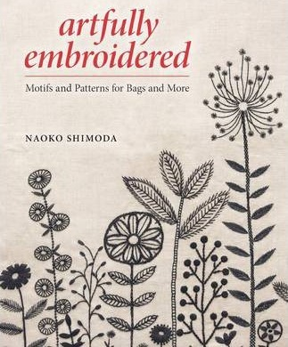 Artfully Embroidered Cover Image