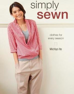 Simply Sewn Cover Image