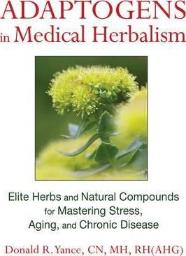 Adaptogens in Medical Herbalism Cover Image