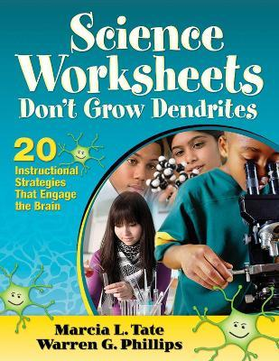 Science Worksheets Don't Grow Dendrites Cover Image