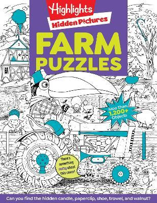 Free Highlights Hidden Pictures Favorite Farm Puzzles Pdf Mon