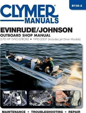 evinrude johnson 2 70 hp 2 stroke outboard motor repair. Black Bedroom Furniture Sets. Home Design Ideas