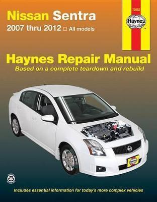 nissan sentra automotive repair manual haynes publishing rh bookdepository com 1996 Nissan Sentra Air Bag 1997 Nissan Sentra Airbag Wire