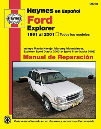 ford explorer haynes publishing 9781620921180 rh bookdepository com