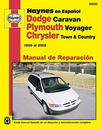 plymouth voyager y chrysler town country haynes manual de rh bookdepository com