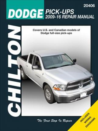chilton car repair manual