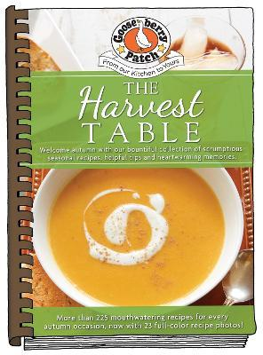 The Harvest Table updated with photos