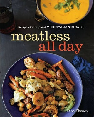 Meatless all day Cover Image